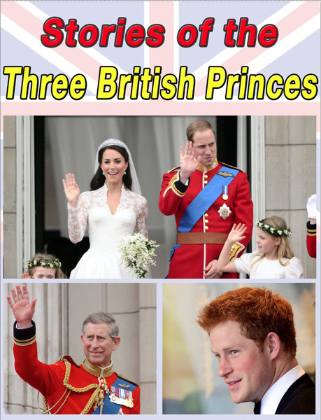 Stories of the three British Princes